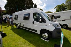 Brownhills has fitted every pack to its Autocruise models