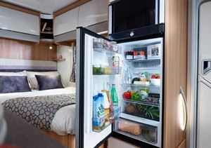 Dometic fridge-freezers feature thgroiugh the Autograph range