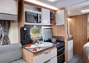 The kitchens are all fully equipped in the new Autograph range