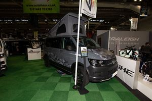 The Exmoor Beast campervan from Autohaus