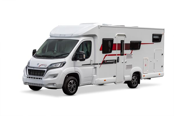 The Elddis Autoquest 194 motorhome
