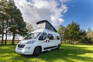 An Autoquest campervan