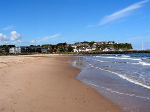 Ballycastle beach