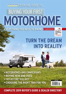 Buying Your First Motorhome is an essential guide for those looking to buy their first motorhome or campervan