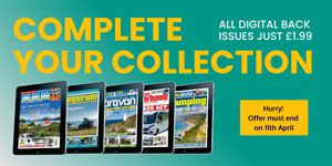 Digital back issues just £1.99 for a limited time only!