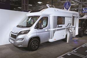 Coachbuilt Motorhome £50,000 to £55,000: Bailey Alliance Silver Edition 66-2