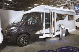 Coachbuilt Motorhome £55,000 to £60,000: Bailey Autograph 69-2