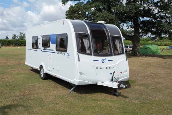 Bailey Pegasus Rimini Caravan Review Reviews New