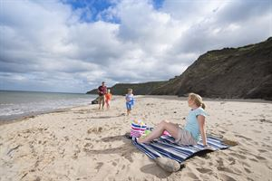 Cayton Bay Holiday Park