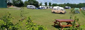 Bedale campsite wins Best CS award