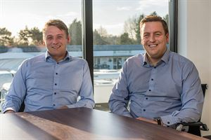 Spinney Directors, Ben and Charlie Holland