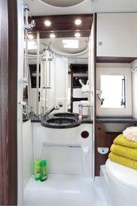 The washroom