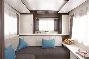 Rear lounge