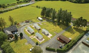 Llewelyn Park and Caerwnon Park are both owned by Berkeley Parks and located in central Wales close to Builth Wells