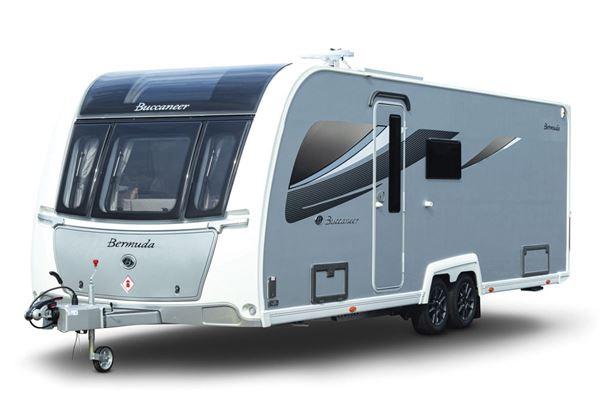 Buccaneer Bermuda caravan