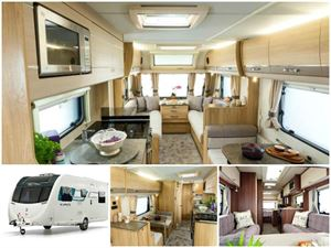 Best Single Axle Caravan for Families 2019