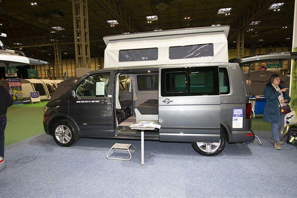 The new long-wheelbase Nexa+