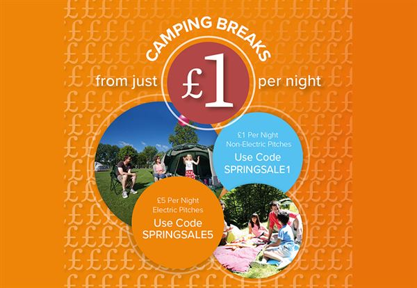 Billing camping offer