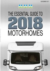 The Essential Guide to 2018 Motorhomes is now available