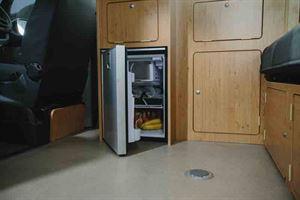 The 50-litre compressor fridge