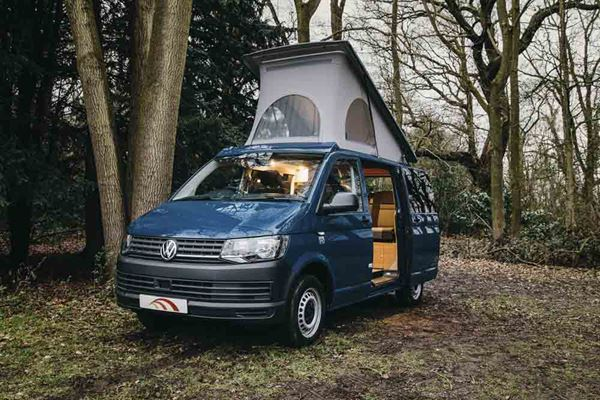The Birchover S campervan