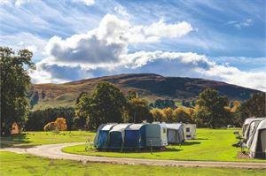 Blair Castle Caravan Park