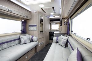 The Auto-Sleepers Broadway EK TB LP motorhome, from front to rear