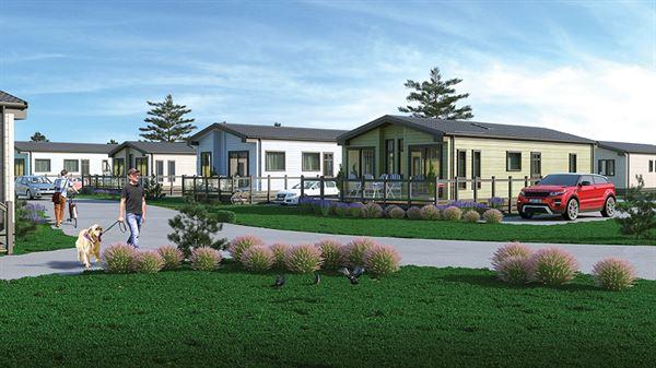 Brean Country Club Lodges