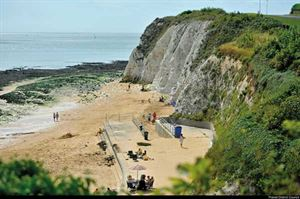 Broadstairs Dumpton Gap. Photo: Thanet District Council