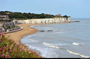 Broadstairs' Stone Bay. Photo: Thanet District Council