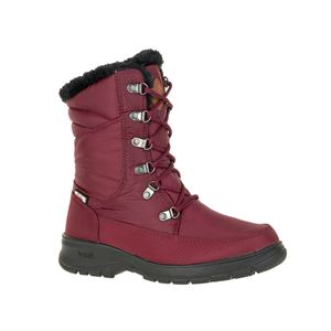 Bronx boots in fetching Burgundy