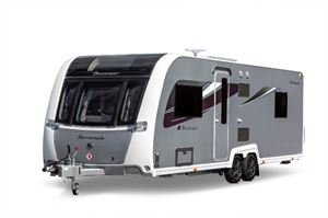 Buccaneer Barracuda caravan
