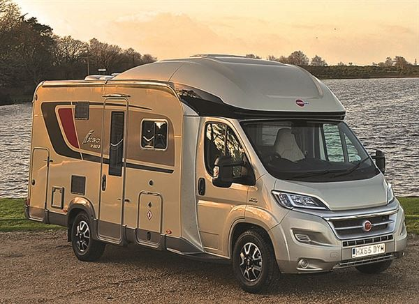 Burstner Ixeo it 680 G - Reviews - New & Used Motorhome & Campervan ...