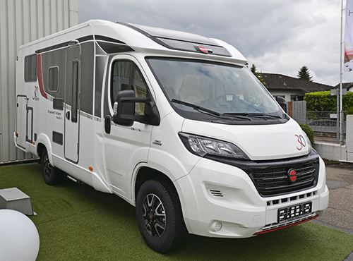 B 252 Rstner Celebrates 30 Years Of Motorhomes Motorhome News Motorhomes Amp Campervans Out And