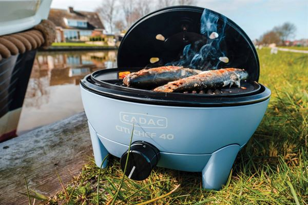 Win a Cadac Citi Chef 40 barbecue, worth £180!
