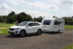 Caravan and Motorhome Club Towing Course