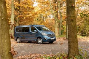 The Mamble campervan from CCCampers