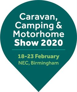 The Caravan, Camping & Motorhome Show is in February