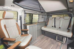 CMC's HemBil Urban campervan