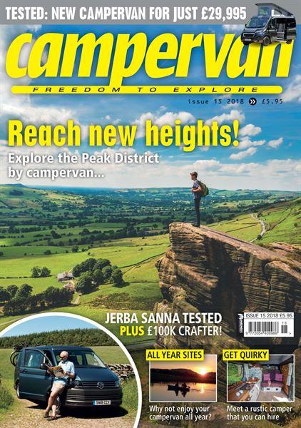 CAMPERVAN ISSUE 15