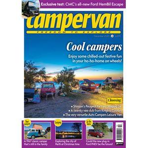 Campervan digital archive