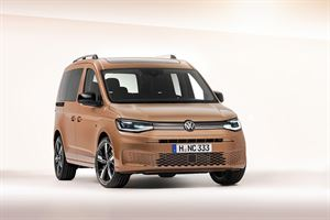 Volkswagen launches all-new Caddy