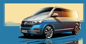 The new VW California 6.1