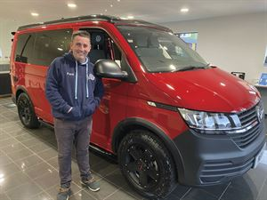 Paul Reeve, of Cambridge Campervans
