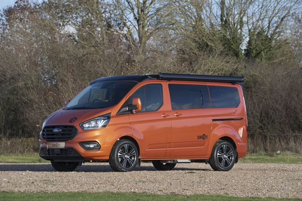 The Ford Transit Custom is an excellent alternative to the VW Transporter