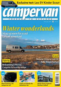 Campervan magazine is perfect for owners and buyers of campervans