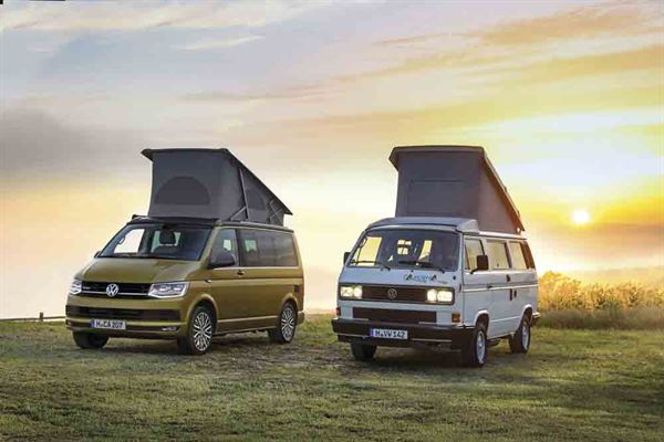 Campervan insurance - do your research
