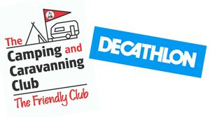 Decathlon announces Youth sponsorship of Camping and Caravanning Club