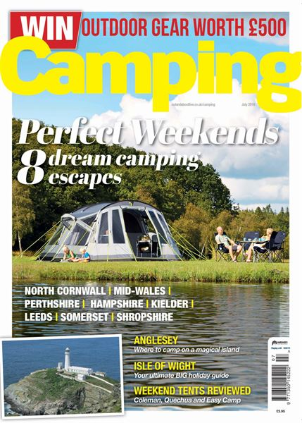 Camping July