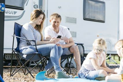 Camping & Caravanning Club makes WiFi free at majority of its sites
